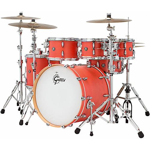 Gretsch Drums Marquee 4-Piece Shell Pack with FREE 8