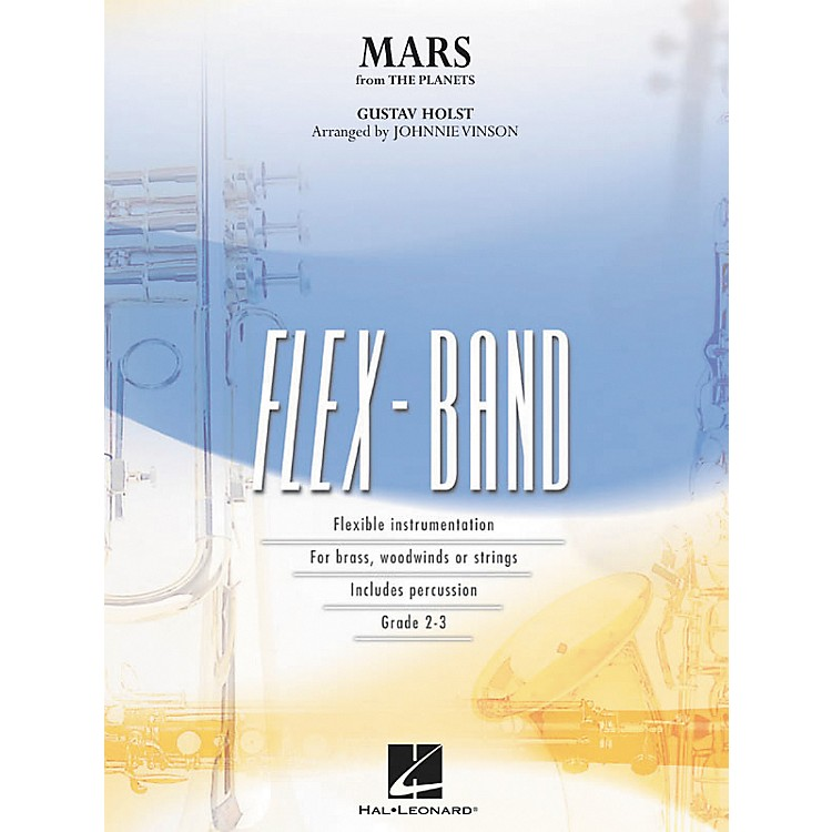 Hal Leonard Mars (From The Planets ) - Flex-Band Series (Book)