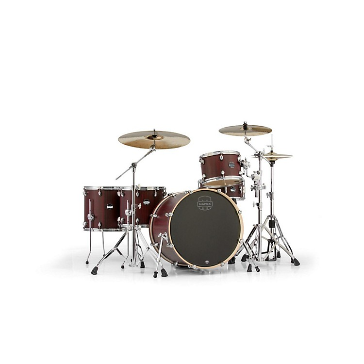 MapexMars Series 5-Piece Crossover Shell PackBloodwood