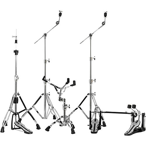 Mapex Mars Series HP6005-DP 5-Piece Hardware Pack with Double Bass Drum Pedal-thumbnail