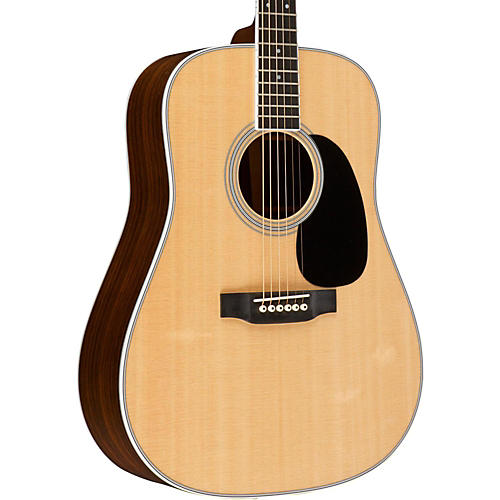 Martin Martin Custom Standard Series D-35E Dreadnought Acoustic Electric Guitar Natural