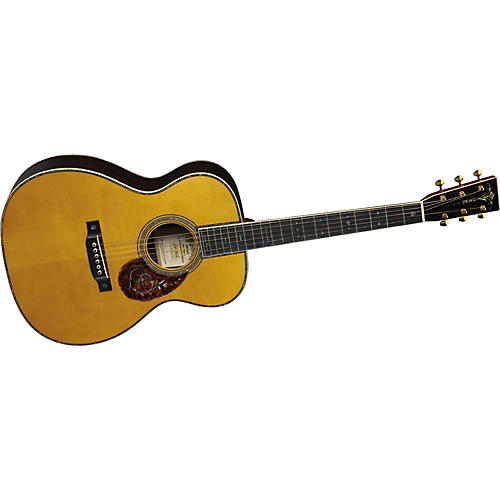 Martin Martin OM-45RR Roy Rogers Acoustic Guitar-thumbnail