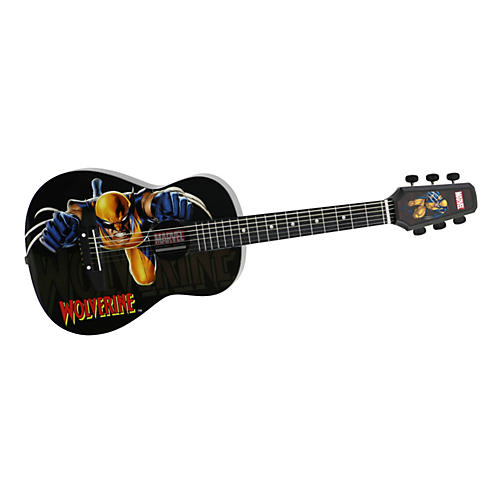 Peavey Marvel Wolverine 1/2 Size Acoustic Guitar