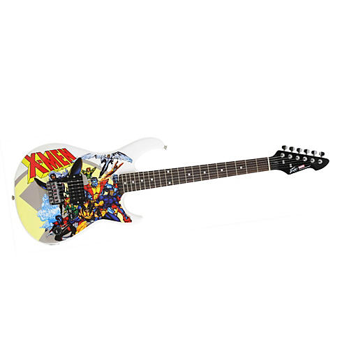 Peavey Marvel X-Men Rockmaster Electric Guitar