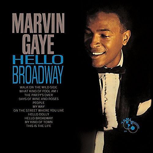 Alliance Marvin Gaye - Hello Broadway