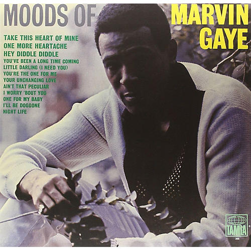 Alliance Marvin Gaye - Moods of Marvin Gaye