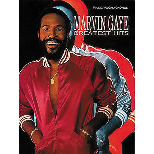 Hal Leonard Marvin Gaye Greatest Hits Piano, Vocal, Guitar