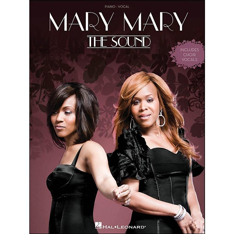 Hal LeonardMary Mary - The Sound arranged for piano, vocal, and guitar (P/V/G)