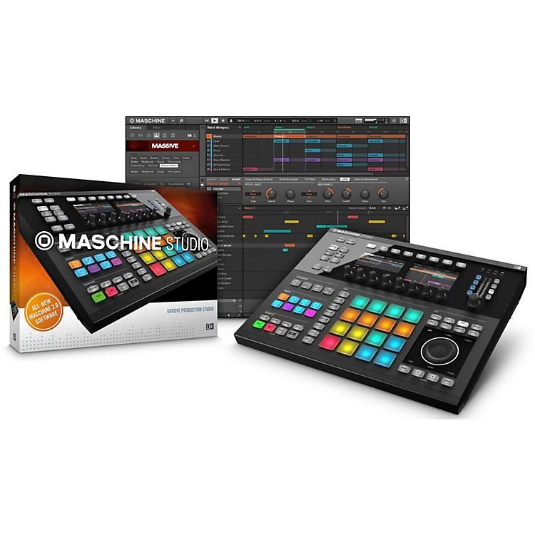 Native InstrumentsMaschine StudioBlack