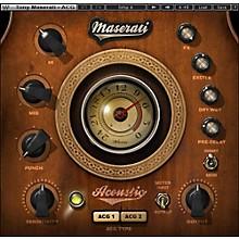 Waves Maserati ACG Native/SG Software Download