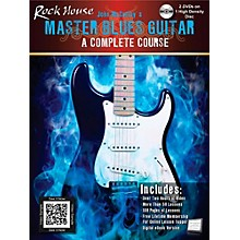 Hal Leonard Master Blues Guitar - A Complete Course Book/High Density DVD