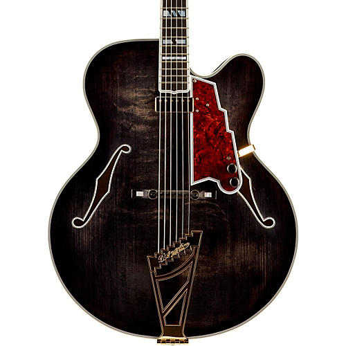 D'Angelico Master Builder NY New Yorker Hollowbody Electric Guitar