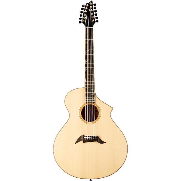 BreedloveMaster Class Classic XII Maple Acoustic GuitarNatural