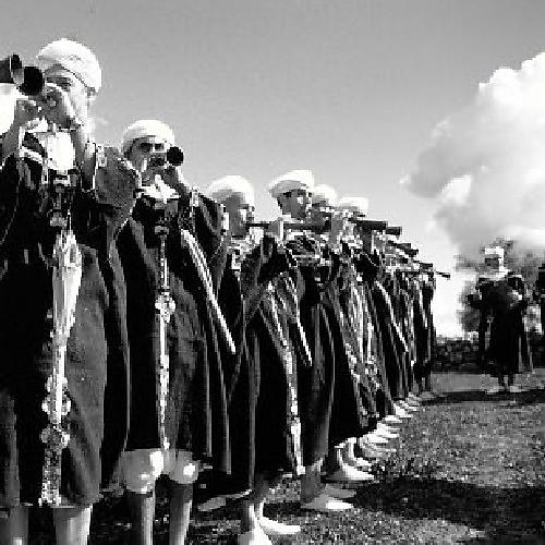 Alliance Master Musicians of Jajouka - The Primal Energy That Is The Music and Ritual Of Jajouka, Morocco