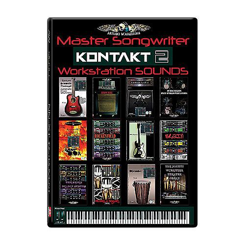 AudioWarrior Master Songwriter KONTAKT2 Sample Workstation Library