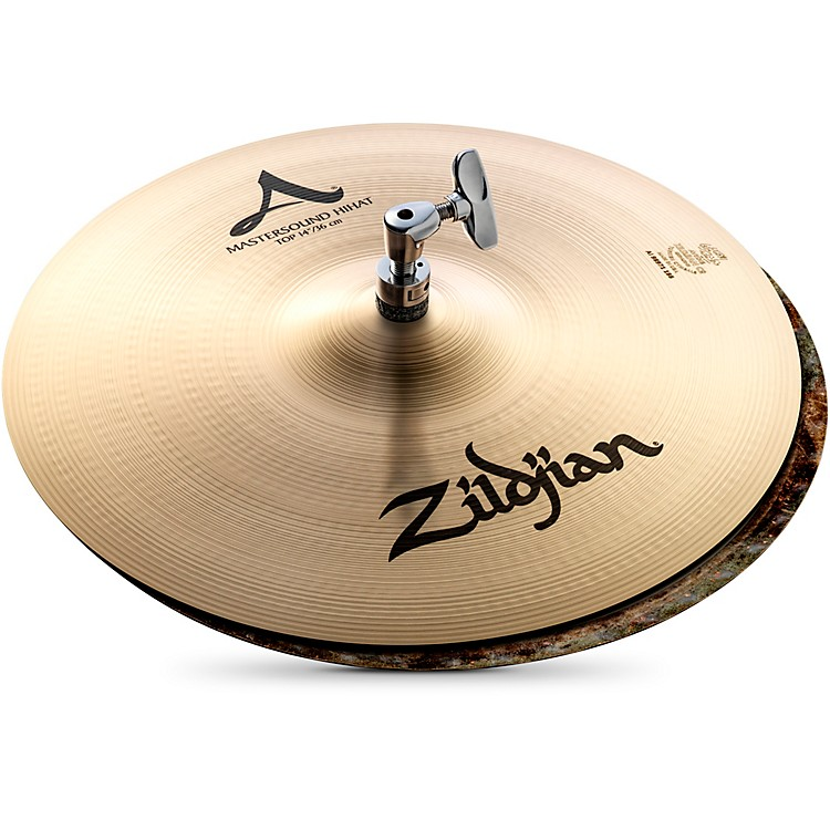 Zildjian Master Sound Hi-Hat Cymbals  14 Inches