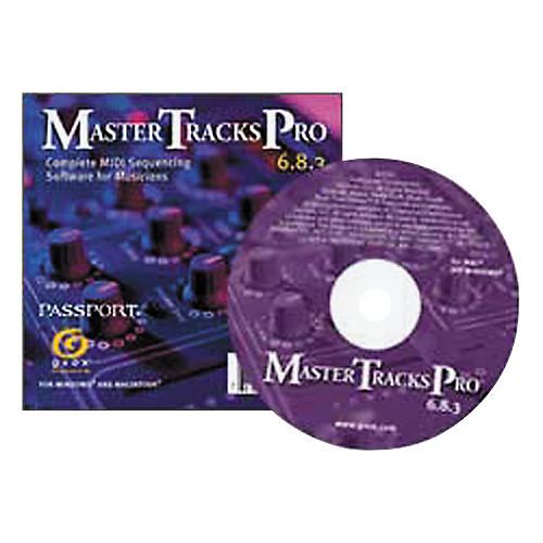 GVOX Master Tracks Pro 6.8 Academic  Version