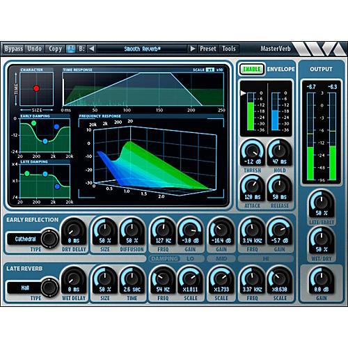 Wave Arts MasterVerb 5 Software Download