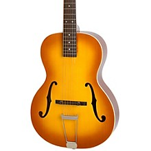 Epiphone Masterbilt Century Collection Olympic Archtop Acoustic-Electric Guitar Honey Burst