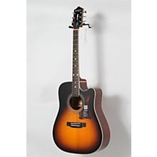 Epiphone Masterbilt DR-500MCE Acoustic-Electric Guitar Level 2 Vintage Sunburst 888366032992