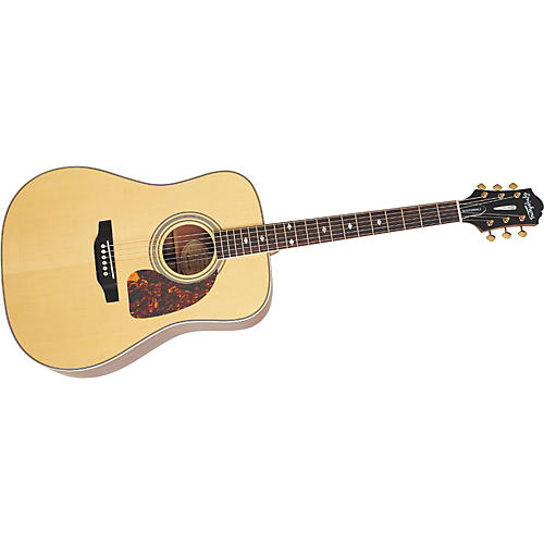 Epiphone Masterbilt DR-500ME Dreadnought Acoustic-Electric Guitar