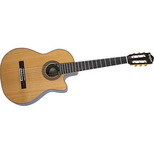 Epiphone Masterbilt EN-546CE Classical Acoustic-Electric Guitar-thumbnail