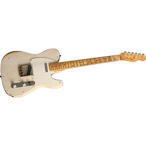 Fender Custom Shop Masterbuilt 1956 Telecaster Super Relic Electric Guitar