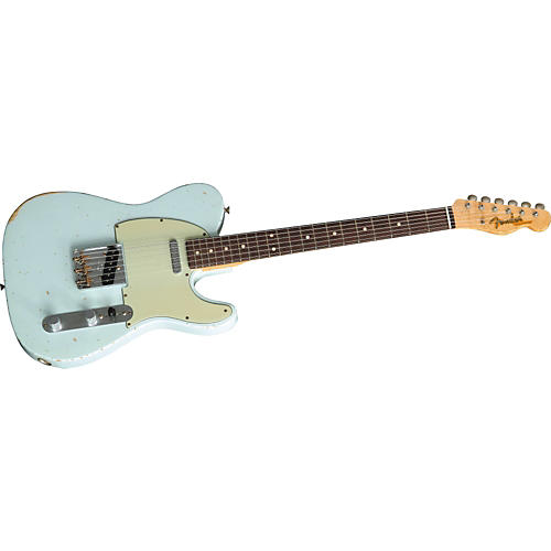 Fender Custom Shop Masterbuilt 1961 Telecaster Relic Electric Guitar-thumbnail