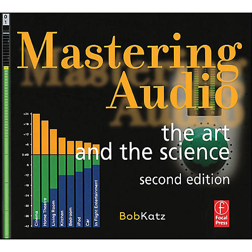Hal Leonard Mastering Audio - The Art And Science