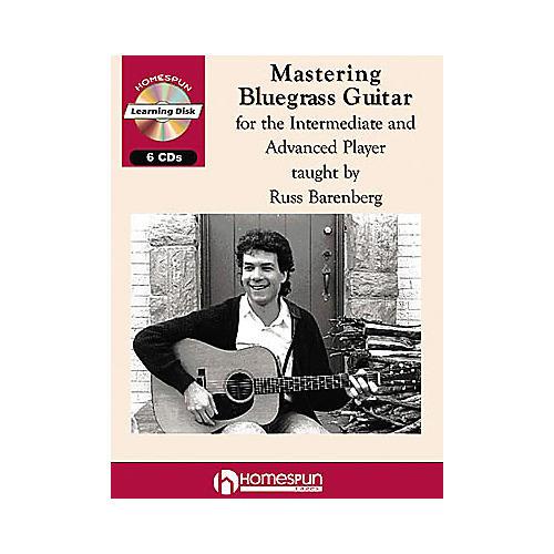 Homespun Mastering Bluegrass Guitar (6 CDs)-thumbnail
