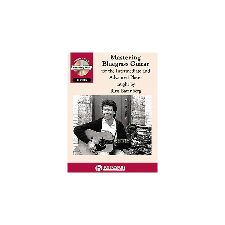 Homespun Mastering Bluegrass Guitar (6 CDs)