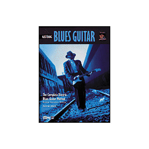 Alfred Mastering Blues Guitar Book/CD