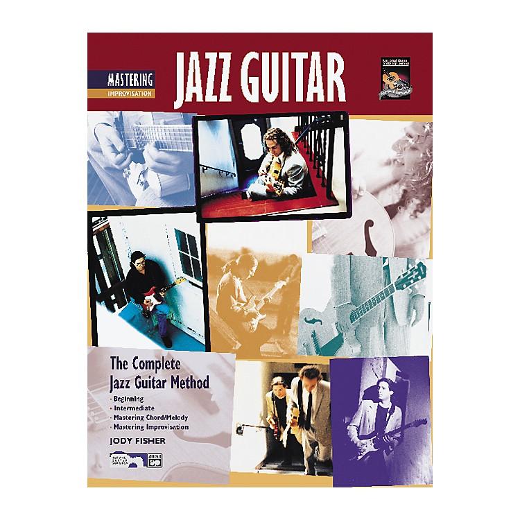 AlfredMastering Jazz Guitar: Improvisation (Book/CD)