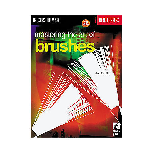 Hal Leonard Mastering the Art of Brushes Book/CD