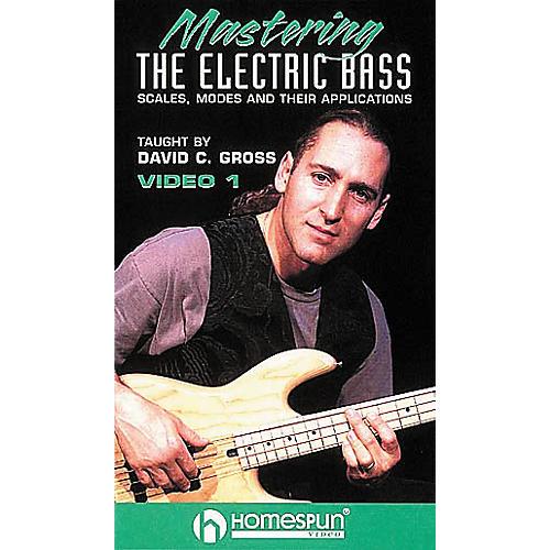 Homespun Mastering the Electric Bass 1 (VHS)
