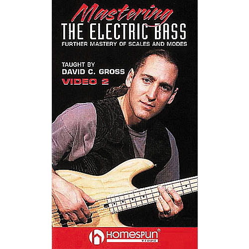 Homespun Mastering the Electric Bass 2 (VHS)-thumbnail