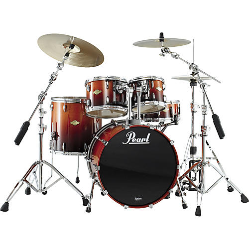 Pearl Masters 4-Piece Drum Set 6-Ply
