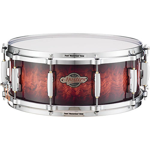 Pearl Masters BCX Birch Snare Drum 14 x 5.5 in. Gold Bronze Glitter