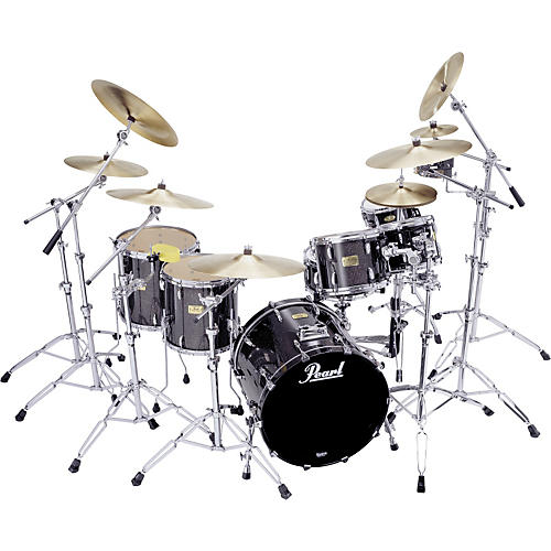 Pearl Masters BRX Studio 4-Piece Shell Pack-thumbnail