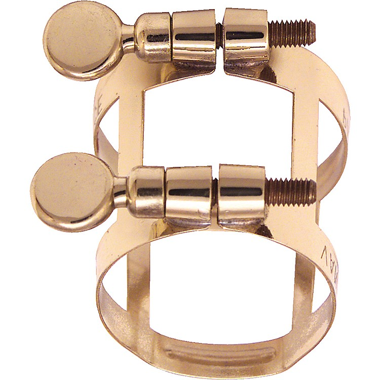 VandorenMasters Series Saxophone Ligature and Cap
