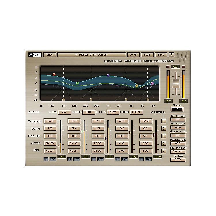 WavesMasters TDM IR-L LicenseSoftware  Download