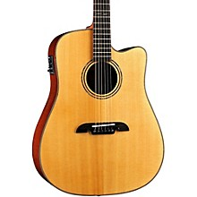Open Box Alvarez Masterworks MD60CE Dreadnought, All-Solid Electric-Acoustic Guitar