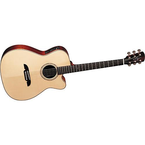 Alvarez Masterworks Series MF80C Cutaway Grand Concert Acoustic-Electric Guitar