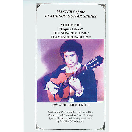 Mel Bay Mastery of the Flamenco Guitar Series DVD, Volume 3
