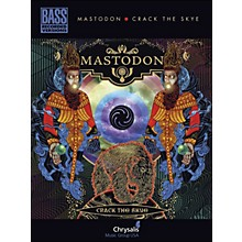 Hal Leonard Mastodon - Crack The Skye Bass Tab Songbook