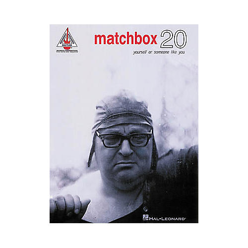 Hal Leonard Matchbox 20 Yourself or Someone Like You (Tab)-thumbnail
