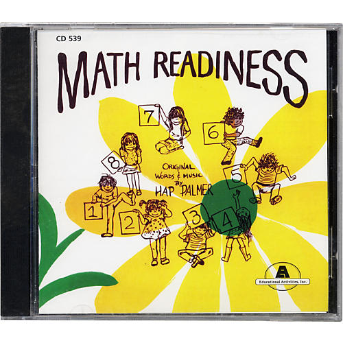 Educational Activities Math Readiness Series Math Readiness Cd Set