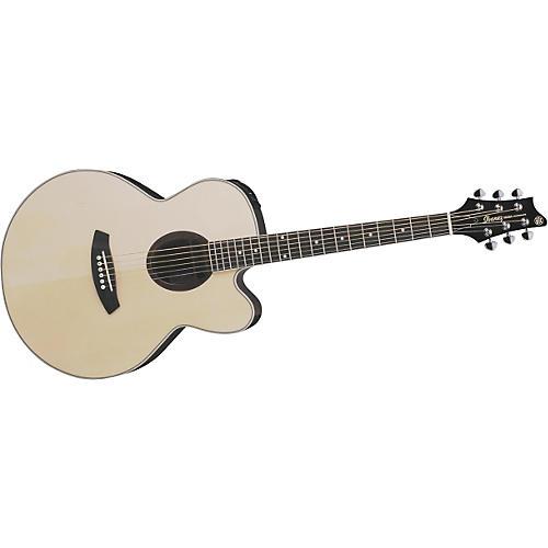 Ibanez Matsa FX72 Cutaway Acoustic-Electric Guitar-thumbnail