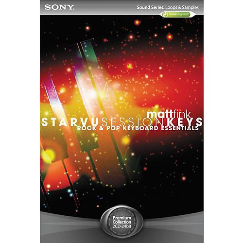Sony Matt Fink: StarVu Sessions Keys, Rock & Pop Keyboard Essentials