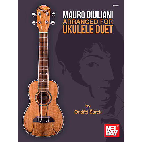 Mel Bay Mauro Giulliani arranged for Ukulele Duet